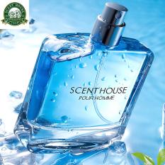 SCENT HOUSE Nước hoa nam Cologne thơm mùi đại dương mùi gỗ tạo cảm giác tươi mát tăng độ nam tính tạo cảm giác quyến rũ thu hút phái nữ – intl