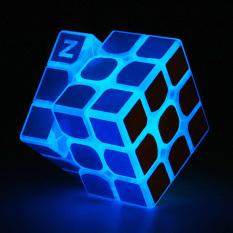 Rubik Zcube 3x3x3 – Rubik Dạ Quang Phát Sáng Trong Bóng Tối