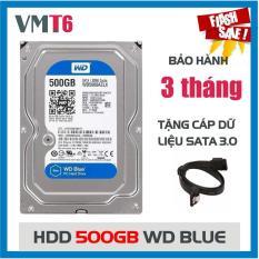 Ổ cứng HDD WD Blue 500GB – Bảo hành 3 tháng !