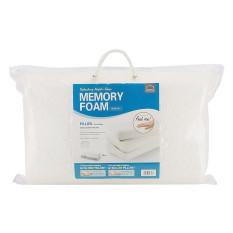 Gối Memory Foam 50D Hình Cong Lock&Lock HLW111 50x30x10cm – chất liệu mút hoạt tính đặc biệt, thiết kế cong theo đầu và gáy bảo vệ cột sống
