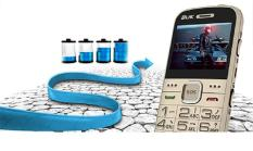 Điện thoại FPT BUK Care + Đo nhịp tim, huyết áp 2 sim Full box