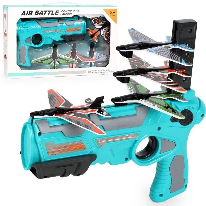 Báo giá Đồ chơi sung phóng máy bay ch0 trẻ em , đồ chơi máy bắn máy bay  lượn mô hình trẻ em chỉ 145.000₫ | Hàng Đồ Chơi