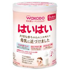 Sữa Wakodo HaiHai số 0 cho bé từ 0-9 tháng 810g – Hachi Hachi Japan Shop