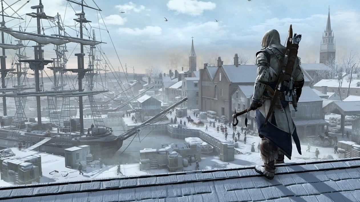 Đĩa game Nintendo Switch : Assassin's Creed III Remastered