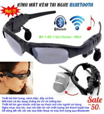 Mat Kinh Co Tai Nghe Bluetooth, Mắt Kính Bluetooth 4.1 Siêu Thông Minh, Mẫu Mới 2018070 Kết Nối Bluetooth, Nghe Nhạc, Chống Bụi, Bảo Vệ Mắt Khỏi Tia Uv – Bh 1 Đổi 1 Bởi thương hiệu uy tín