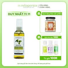 Dầu Olive Nguyên Chất Dưỡng Da – Tóc – Môi MILAGANICS