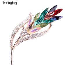 Jettingbuy Lovelygirl Pha Lê Lúa Mì Cài Áo Nữ Trang Sức Áo Khoác Hoa Cưới Cô Dâu