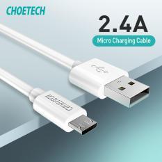 [Siêu Sale] CHOETECH Cáp Micro USB sạc nhanh 2.4A, dùng cho Samsung Xiaomi Huawei Máy tính bảng, giá siêu tốt