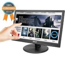 Màn hình cảm ứng ASUS VT168H – 15.6 (1366×768), cảm ứng 10 điểm, HDMI, Khử nhấp nháy, Ánh sáng xanh thấp