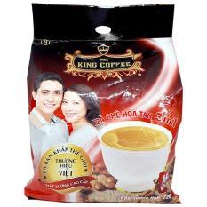 Cà phê hòa tan King Coffee 3in1 túi 720g
