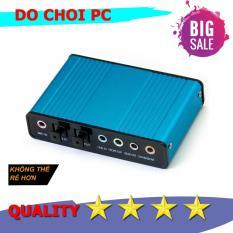 MPVC – USB điều khiển âm thanh China Card Sound box 5.1 (Xanh)