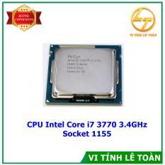 CPU Intel Core i7 3770 3.4GHz Socket 1155