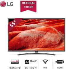 Smart TV LG 55inch 4K UHD – Model 55UM7600PTA (2019) – Hãng phân phối chính thức