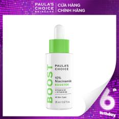 Tinh chất se khít lỗ chân lông và làm sáng da Paula's Choice 10% Niacinamide Booster-7980
