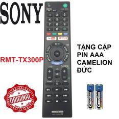 REMOTE ĐIỀU KHIỂN TIVI SONY SMART RMT-TX300P (HÀNG XỊN-TẶNG PIN)