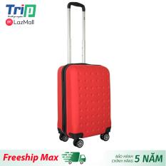 [Voucher còn 489K + Freeship 40K] Vali TRIP P13 Size 20inch – Vali du lịch size nhỏ xách tay lên khoang máy bay đựng từ 7kg đến 10kg hành lý