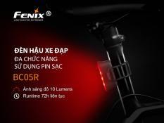 Đèn pin xe đạp Fenix – BC05R – 10 Lumens