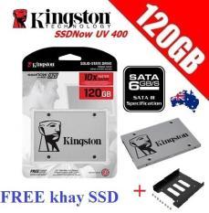 Ổ Cứng SSD Kingston UV400 120Gb – Hãng Phân Phối (BH 36T)