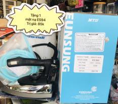 Bàn ủi hơi nước công nghiệp bình treo ES94, có tặng kèm 1 mặt nạ chống bóng
