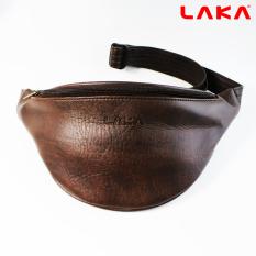 Túi Bao Tử, Túi Đeo Bụng, Túi Đeo Hông Laka Da Trơn Siêu Tiện Lợi Phong Cách Thể Thao TLK0185