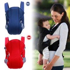 Địu em bé 4 tư thế tiện lợi cho ba mẹ