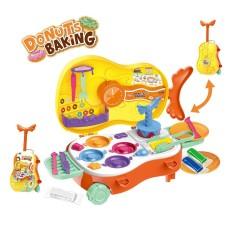 Bộ đồ chơi tiệm bánh donut hình đàn violon- VBC-8770