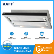 Máy hút mùi âm tủ bếp 6 tấc KAFF KF-TL600 (Dòng cảm ứng)