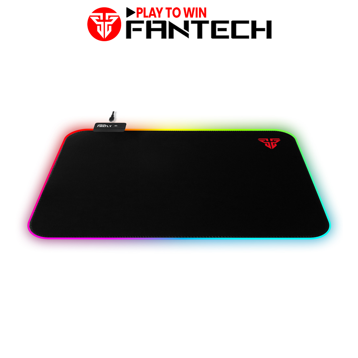 Đế lót di chuột đèn LED RGB 7 chế độ khác nhau Fantech MPR351S – Hãng Phân Phối Chính Thức