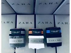 Hộp 3 cái quần sịp nam chéo ZARA – Hàng cao cấp