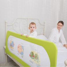 Thanh chắn giường an toàn cho bé chính hãng Mastela BR002, loại 1 thanh chắn độc lập chắc chắn, vải lưới thoáng khí