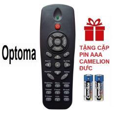 Remote điều khiển máy chiếu OPTOMA mẫu 3 projector ( Hàng hãng – Tặng pin )