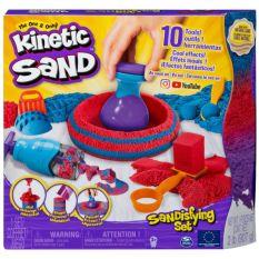 MYKINGDOM – Kinetic Sand Bộ dụng cụ cắt và tạo hình cát 6047232