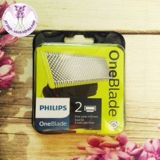 [Nội địa Pháp] Lưỡi dao thay thế cho máy cạo râu Philips Oneblade