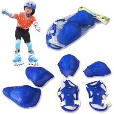 Bộ bảo vệ tay chân cho bé chơi thể thao