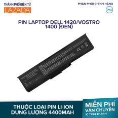 Pin laptop DELL 1420/Vostro 1400 (Đen)