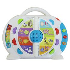 Đồ chơi phát triển ngôn ngữ – giáo dục sớm cho bé -Máy học tiếng anh thông minh luyện từ vựng cho bé Winfun – 2267