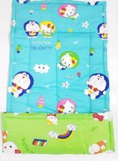 Nệm Cotton Chần Gòn Cho Bé Vải Thắng Lợi 1m2x60cm (Sử dụng được cả 02 mặt)