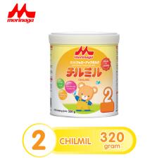[HCM]Sữa Morinaga Số 2 Chilmil Nhật Bản 320g (Nguyên đai tem chính hãng)
