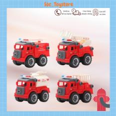 Đồ Chơi Ô Tô Xe Cứu Hỏa Lắp Ghép – Đồ Chơi Giúp Trẻ Tư Duy Tăng Tính Sáng Tạo Sóc_toystore