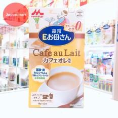 (Ảnh thật chính hãng) Sữa Bầu Morinaga Vị Cà Phê (Cafe) 12 gói/hộp Nội Địa Nhật Bản tốt cho mẹ và bé mà mẹ không lo tăng cân