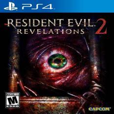 Đĩa Game PS4 – Resident Evil Revelations 2
