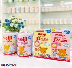 Sữa Meiji Nhập Khẩu 0 -1 Dành Cho Bé 0 – 6 Tháng