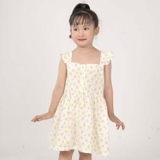 Thảo nguyên Kids Váy xòe in hình quả cherry thời trang cho bé gái