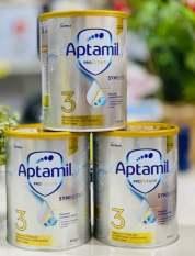 {Dòng sữa vàng trong làng tăng đề kháng} Sữa Aptamil Úc số 3 Milk and Isarel Corner M06. Dòng sữa nổi tiếng nhạt, mát giúp bé phát triển toàn diện đặc biệt là hỗ trợ đề kháng.