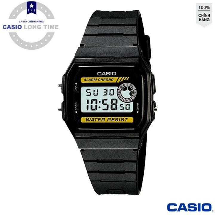 Đồng hồ nam Casio F-94WA-9DG – Tuổi Thọ Pin 7 Năm- Chống Nước , đồng hồ nam , đồng hồ điện tử , đồng hồ nữ , đồng hồ chống nước