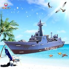 (DÀI 53CM) Đồ Chơi Trẻ Em Ghép Mô Hình 3D Tàu Thủy ( Thuyền ) 40 Chi Tiết Bằng Giấy Ép Bọt Biển Phát Huy Khả Năng Tư Duy Và Rèn Luyện Tính Kiên Trì Cho Trẻ Từ 4 Tuổi Trở Lên