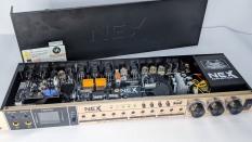 Vang cơ NEX FX9 PLUS có blutooth , usb , chống hú – hàng chính hãng + 2 dây canon – bảo hành 12 tháng