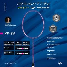 Vợt cầu lông Dunlop – GRAVITON XF88 G1 NH NF Vợt cầu lông chính hãng Thương hiệu từ Anh Quốc