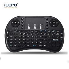 Chuột bay kiêm bàn phím không dây cho smart tivi android box bảo hành 12 tháng K08iiB