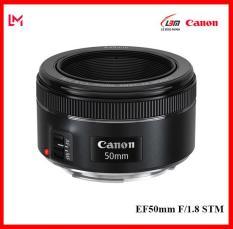 ỐNG KÍNH CANON EF50MM F/1.8 STM (Chính hãng Lê Bảo Minh)
